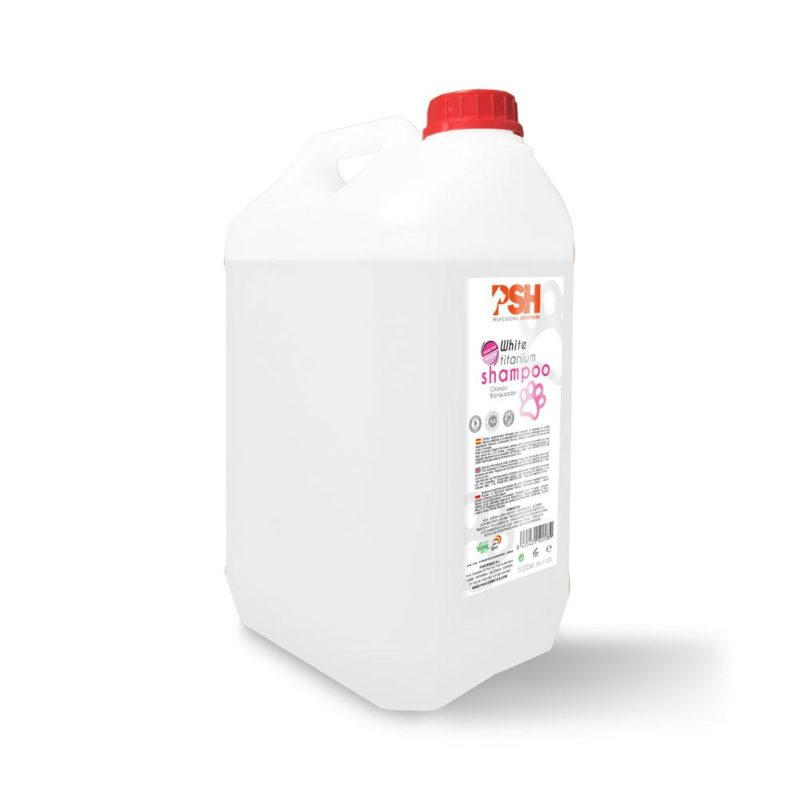 PSH white titanium shampoo – 5L