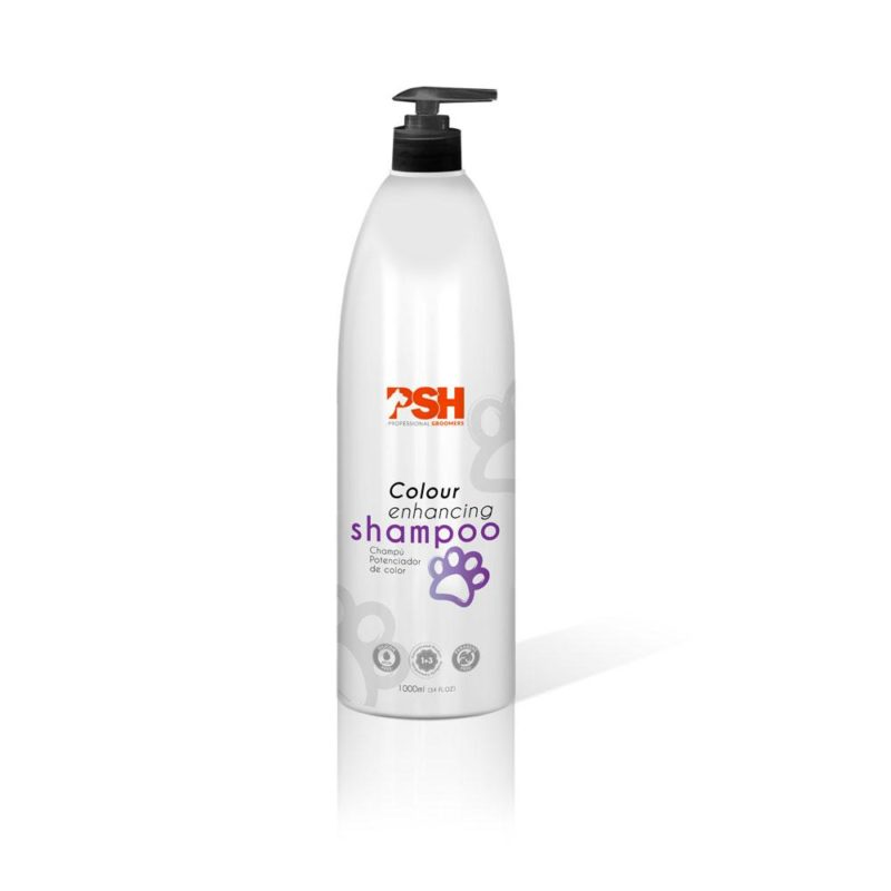 PSH colour enhancing shampoo – 1L
