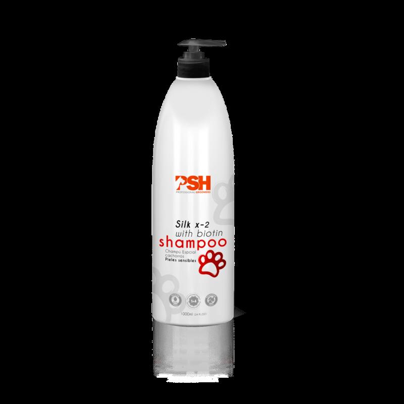 PSH silk X-2 shampoo – 1L